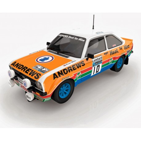 "Ford Escort MKII ""Heat for Hire"""