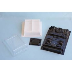Kit Hummer H-1 Power Slot 1/32 Raid