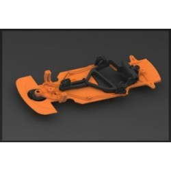 Black Bull Kit Chassis Laranja