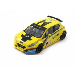 Peugeot 208 T16 Cup Edition Yellow/Black R-Version AW