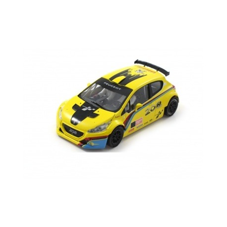 Peugeot 208 T16 Cup Edition Amarelo/Preto R-Version AW