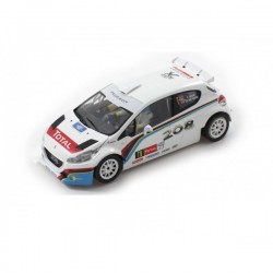Peugeot 208 T16 Rally Ypres 2013 R-Version AW