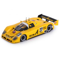 Nissan R90CK N.º 27 From A. JSPC 1991 Drivers: V. Weidler, A.Nakaya