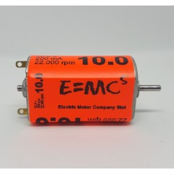 Long box with bottom opening. 22,000RPM at 12V - 200mA - 320gr cm