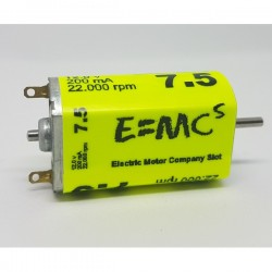 Long box with bottom opening. 22,000RPM at 12V - 200mA - 320gr cm -