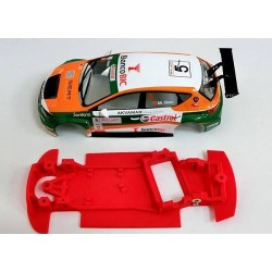 Chassis Seat Leon MK3 Rally AW (Comp. SCX)