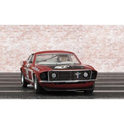Ford Boss 302 Mustang 1969 -Stark Hickey Ford Inc. - Trans-Am 1970
