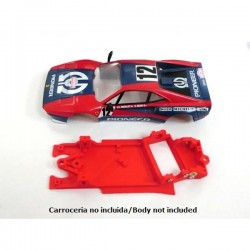 Chassis Block AW Ferrari GTO simples (Comp. Scaletrix)