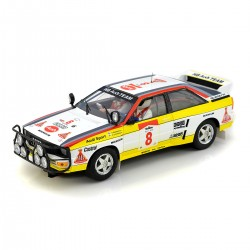 Audi A2 Safari Rally 1984