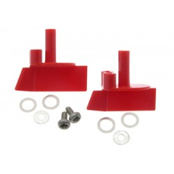 SC-Universal Home Racing Guide with Screw, 8,3mm deep blade and ø3,4mm Stem.
