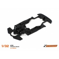 Chassis R para A7R GT3 Negro - Hard