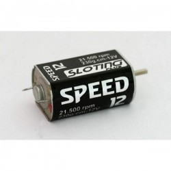 MOTOR SPEED 12V 21500 RPM BLACK POINT