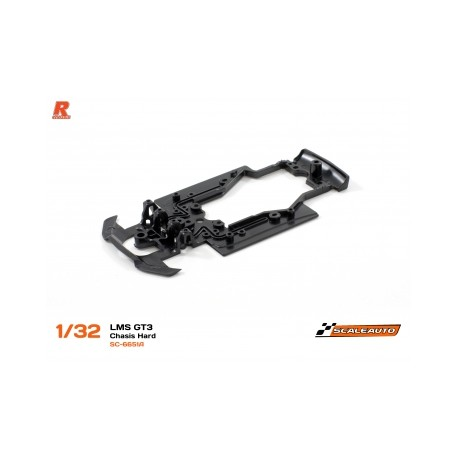 Chassis R para LMS GT3 2016 Preto - Hard
