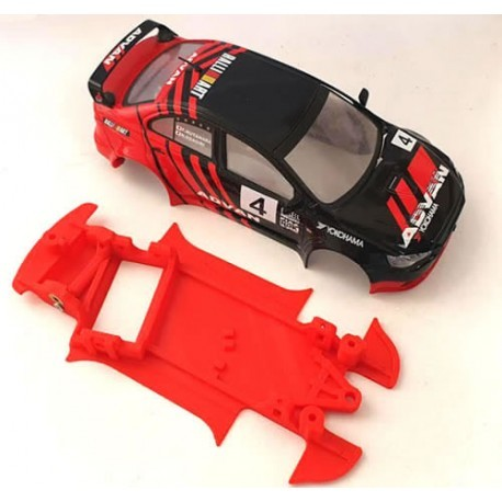 Chassis Evo X Block AW compativel Avan