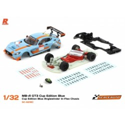 MB-A GT3 Cup Edition Blue Anglewinder In-Flex Chasis