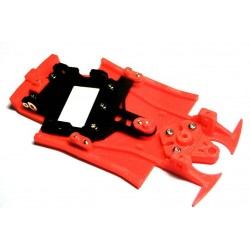 chassis+suporte motor 205 T16 (OSC)