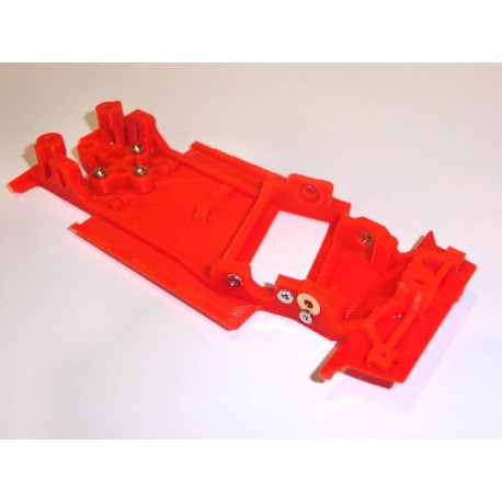 Chassis 131 AW completo (scx) MUSTANG