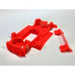 Chassis 037 in line completo (comp FLY) MUSTANG