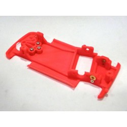Chassis Saxo Block AW compatible Ninco MUSTANG