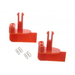 Slot Car scaleauto Guia Clip-in Home Rally (7mm profu) com suspençao SCALEAUTO