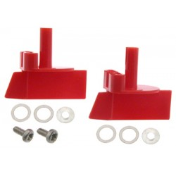 Guia MRRC-Universal Home Racing (7mm profundidad) 3.3mm stick for italian cars. SCALEAUTO