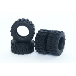 PNEUS RAID 25 X 10 TRACTION (X4) SHORE 25 MITOS