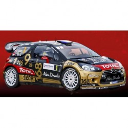 Citroen DS3 World Rally car
