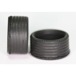 Pneu ZERO GRIP 17 x 8,5 mm. - Antiguo Scalextric