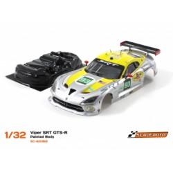 Carroceria Dodge Viper SRT GTS-R 93 Interior Lexan